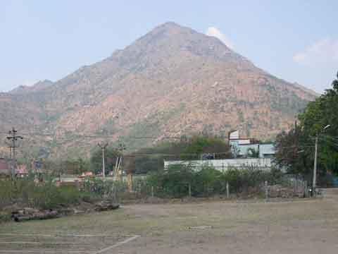 Arunachala Mountain - RamanaMaharshi