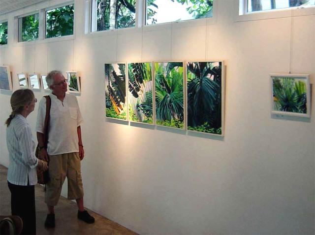 Exhibition by Bangkok Artist Sarah Sutro