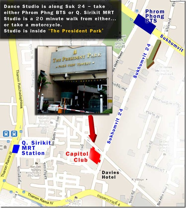 Dance-Studio-map